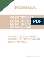 HondaCG125 Manual