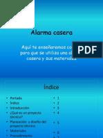 Alarma Casera