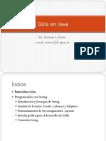 Guis en Java-1pp 2011