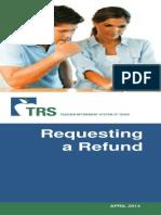 Request Refund