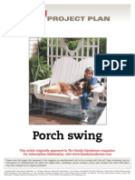 Porch Swing - FH02MAR