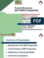 EBA Presentation