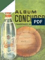 Album Futbol 1964-65