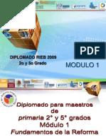 MODULO 1 - Para docentes de 2° y 5° RIEB