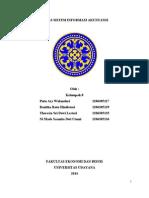 Tugas Kelompok Sistem Informasi Akuntansi. Reguler. A2. Kelompok 8
