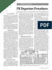 Graphic IFR Departure Procedures