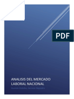 Analisis Del Mercado Laboral Nacional