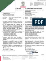ATEX M3JPKP 100-112 LCIE 04 - 6152 - 43069_Rev 0