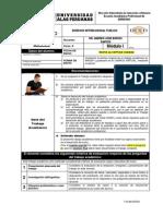Trabajo Aplicativo Derecho Internacional Público Para Enviar