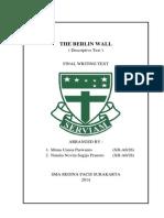 FINAL Ujian Praktek Inggris