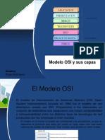 Capas del Modelo OSI y sus Protocolos