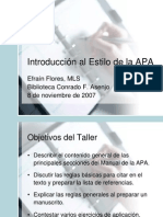 Taller Introduccion al Estilo APA noviembre 2007.pdf