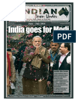 Indian Down Under June-July 2014 E Paper