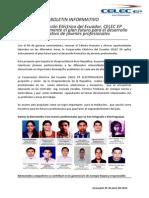 6 Boletin Informativo Celec Plan