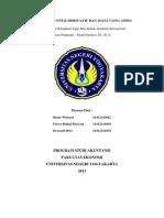 Akuntansi Untuk Derivatif Dan Mata Uang Asing