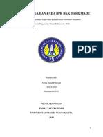 Sistem Penggajian Pada Bpr Bkk