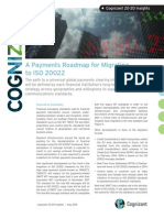 A Payments Roadmap for Migrating to ISO 20022