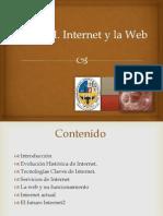 Tema 1 Introducción a Internet y La Web