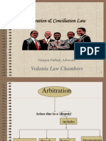 Arbitration & Conciliation