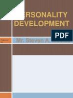 Personality Development Complete