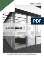 Manual Tehnic - DIVIDO