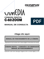 Manual Olimpus c60z_spanish