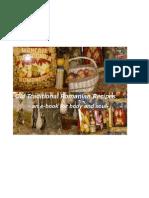 Romanian RECIPES E Book
