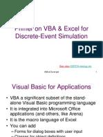 Vba & Excel-mvo