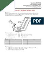 3293-Jos-PLC21011 ContohSoal 3 Eskalatorpakai Timer