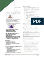 Geriatric Physiology -Dr. Vila