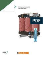 Limites Termicos en Transformadores Secos