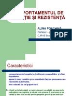 Comportament Opozant - Psih. Alina Poschina