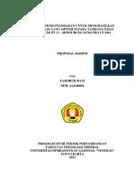 Revisi Ke-II Proposal TA