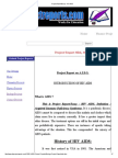 Project Report_Essay - HIV AIDS