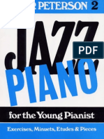 Oscar Peterson Jazz Piano for the Young Pianist 2