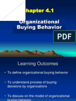 Chapter 3.1 Organizational Behavior