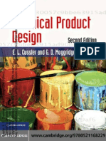 Chemical Product Design 2nd Edition