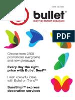 Catalog Bullet 2014