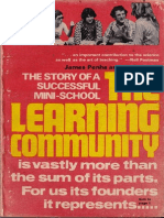 The Learning Community