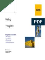 Brief Ytong Advertising Jan 2011