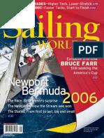 Sailing World Sep 2006