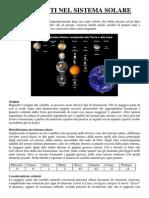 i Satelliti Nel Sistema Solare