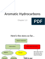 13 Aromatic Hydrocarbons :)