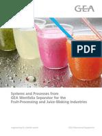 Juice Brochure