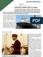 Manuel Mora Morales. Noticias generales del Correíllo Vapor La Palma