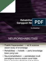 Rehabilitasi Pasien Gangguan Neurologi