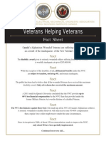 Veterans Helping Veterans