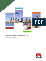 Huawei Annual Report 2013