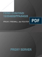 Proxy,Firewall,Router