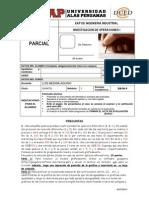Examen Parcial de IO1 2014 - 1.docx